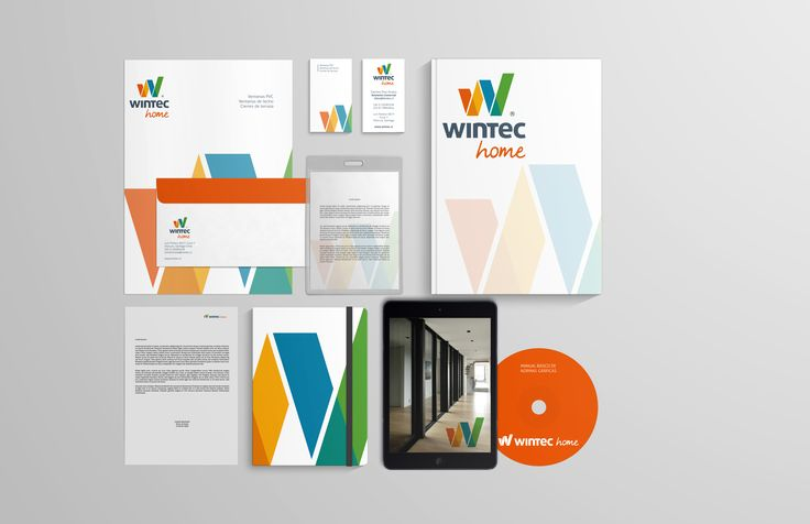 Diseño Gráfico / Imagen Corporativa e interiorismo Wintec Home.  www.rumbodiseno.com