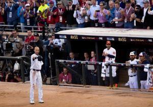 CBS News mistakenly tweets 'Michael Jeter' while referringto Yankees' Derek Jeter at MLB All-Star Game