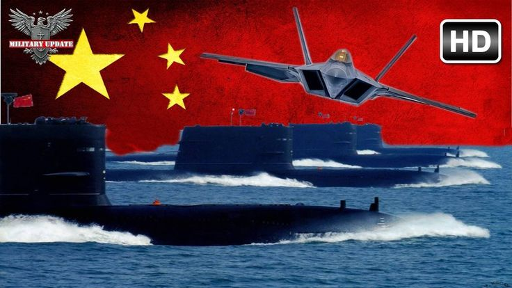 CHINA Military Power Vs US Military Power In South China Sea Conflict
