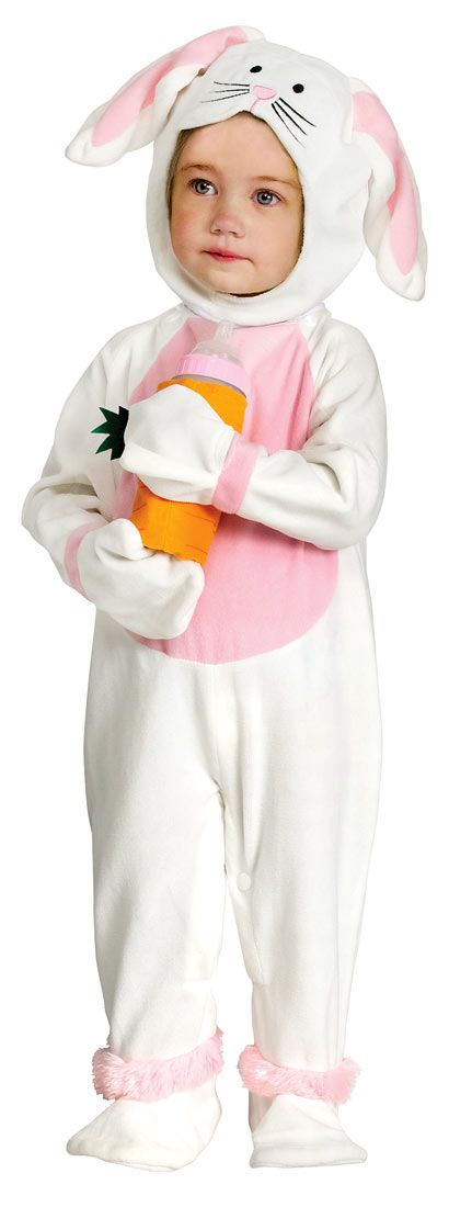Happy Easter Bunny Kids Costume