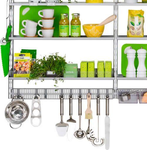 Utility / pantry room Shelving