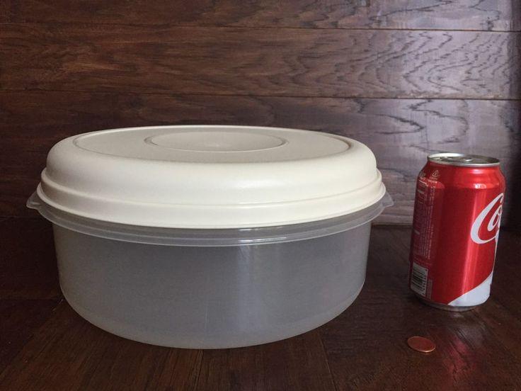 Details About Vintage Rubbermaid Servin Saver Container