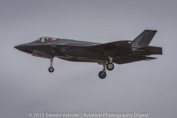 https://flic.kr/p/BUixsK | Aussie Pride | Lockheed Martin F-35A Lightning II Joint Strike Fighter  12-5060  RAAF A35-001   Royal Australian Air Force (RAAF)  Luke AFB, AZ USA
