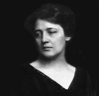 Melanie Klein (Viena; 30 de marzo de 1882 - Londres; 22 de septiembre de 1960)