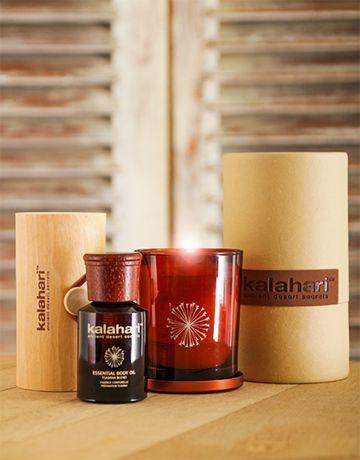 Kalahari Body Oil Kit
