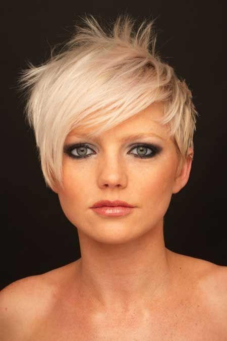 Super Short Pixie Cuts | Super Short Blonde Haircuts | Short Hairstyles 2014 | Most Popular ... by mitzi