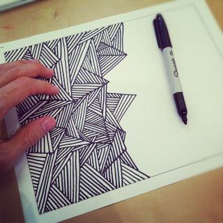 #Doodling in class or meetings can actually improve concentration & attention span!