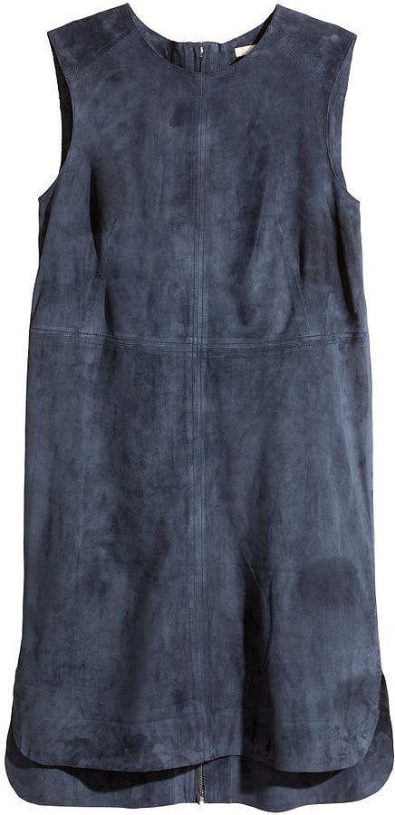 H&M Suede Dress