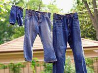 Step 5: come stendere pantaloni e gonne