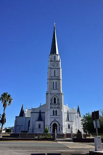 Church, Cradock, Karoo, Eastern Cape, South Africa | by South African Tourism