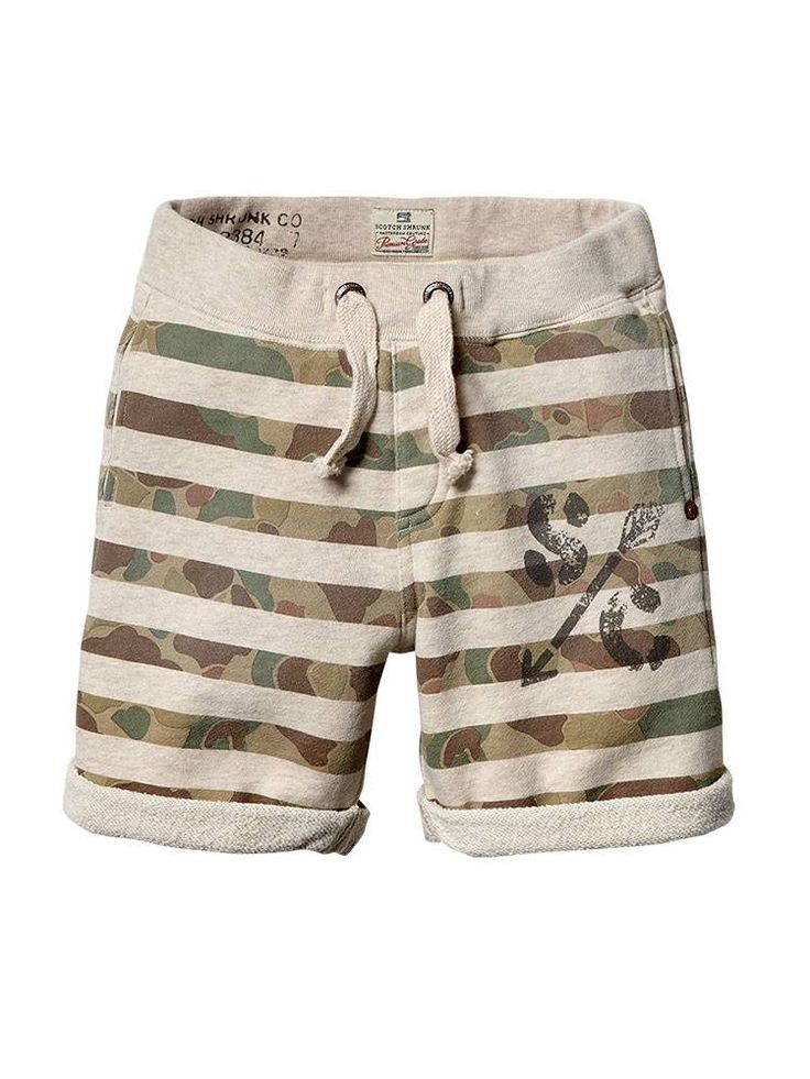 Basic sweat shorts - Shorts - Official Scotch & Soda Online Fashion & Apparel Shops