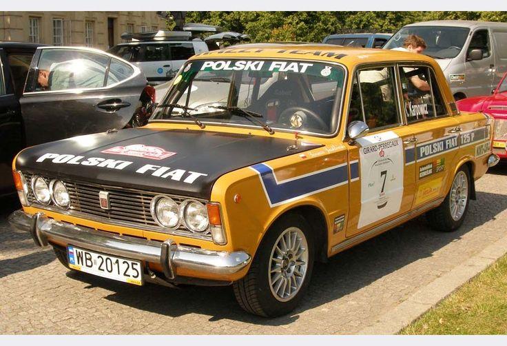 Polski Fiat 125 #fiat