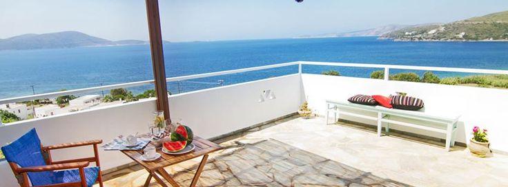 SKYROS GREECE SEA VIEW THALASSIA STUDIOS