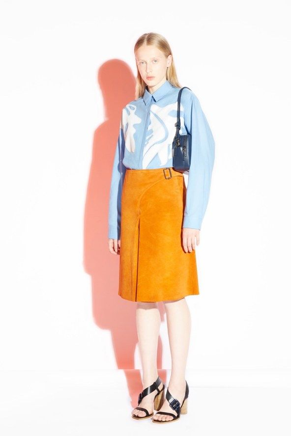 See the Cedric Charlier pre-spring/summer 2016 collection. Click through for full gallery