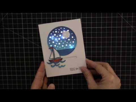 Ride the Tide - Chibitronics Lights create Interactive Cards that WOW! with Karolyn Loncon - the CLASSroom