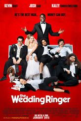 The Wedding Ringer - OMG *hilarious.* Loved this movie. Cracked up all the way through it. Kevin Hart is awesome. :-)