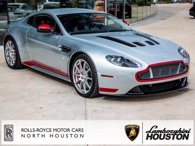 Used 2015 Aston Martin V12 Vantage S Coupe Houston Tx 77090 503206248 1 Aston Martin Aston Martin Cars Autotrader