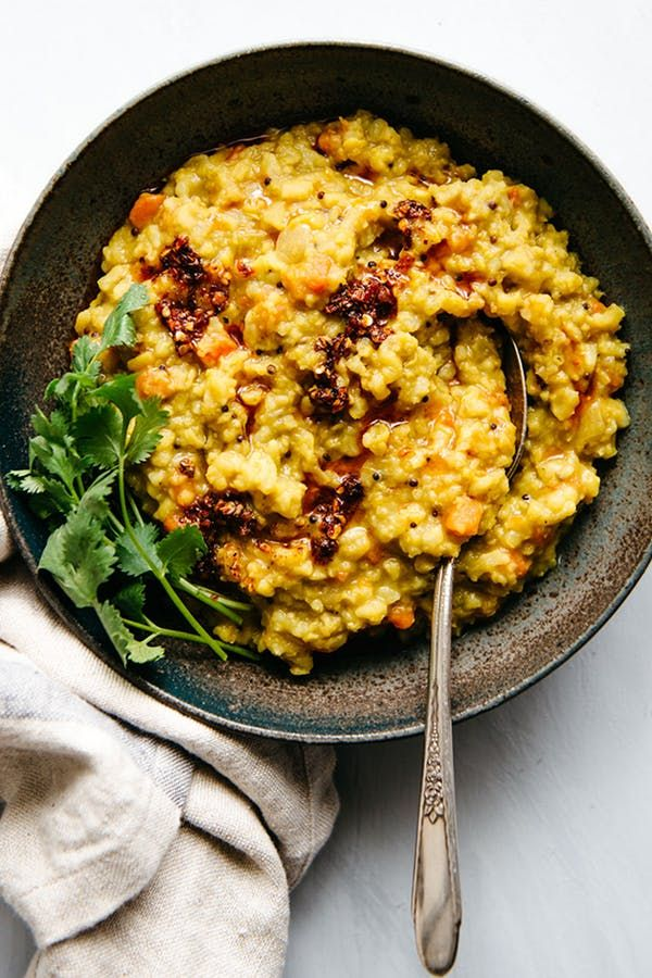 7 Kitchari Bowl Recipes to Warm You Right Up #purewow # ...
