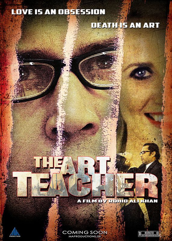 THE ART TEACHER poster 2015