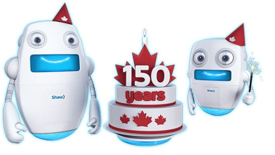 In 2017, we're granting 150 birthday wishes to honour extraordinary people and organizations making Canada a better place for kids. Throughout the year, we'll bring these wishes to life by sharing their stories and providing monetary grants so they can continue to make our country great. | Shaw.ca