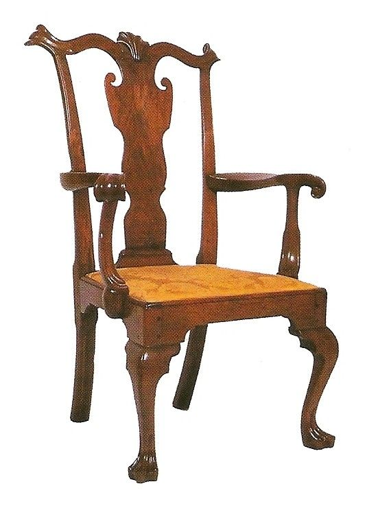 17 best images about woodworking early american queen for Queen anne furniture plans