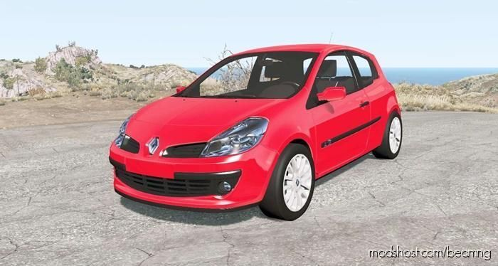 Download Renault Clio 3 Door 2006 Mod For Beamng Drive At Modshost Visit Https Modshost Com Beamng For More In 2020 Renault Clio Renault Clio
