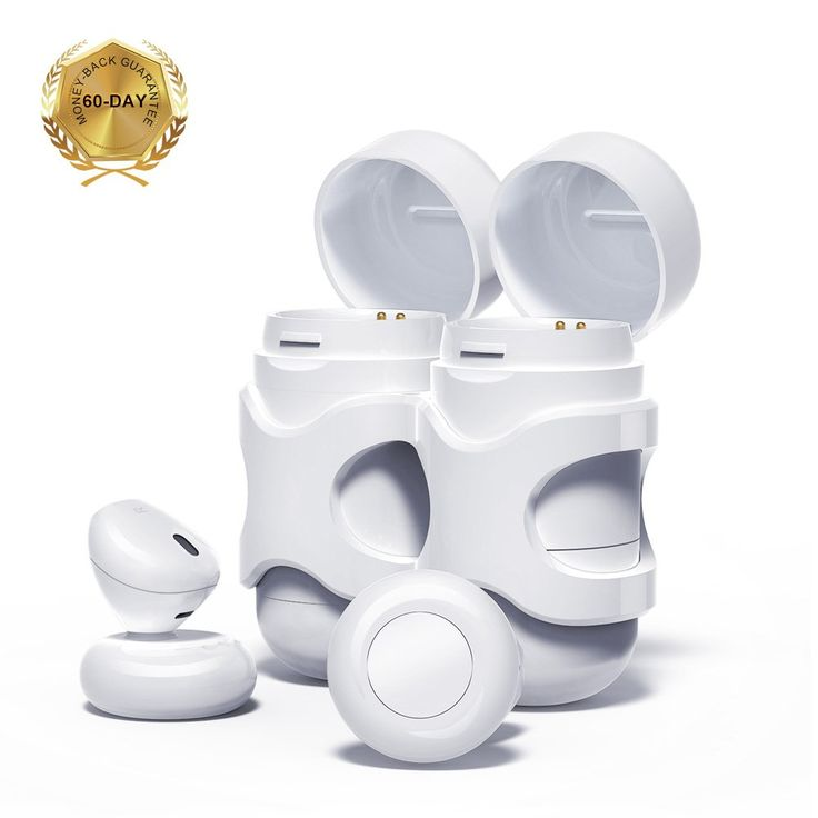 Wireless Earbuds Bluetooth Headphones - TOSCIDO X11 Bluetooth V4.2 Earphones In-Ear Headset With Mic, Including Dual-charging Box,Stereo,Noise Cancelling,Sweatproof For iPhone 7, Android Phones-White. 【WIRELESS EARBUDS WITH STRONG SIGNAL】The advanced wireless Bluetooth 4.2 technology allows us to pairing 2 cordless earbuds wirelessly like Apple earPods and maximum distance up to 15 meters. The power consumption is only 70% of Bluetooth 4.1, thus can support longer music time and talk…