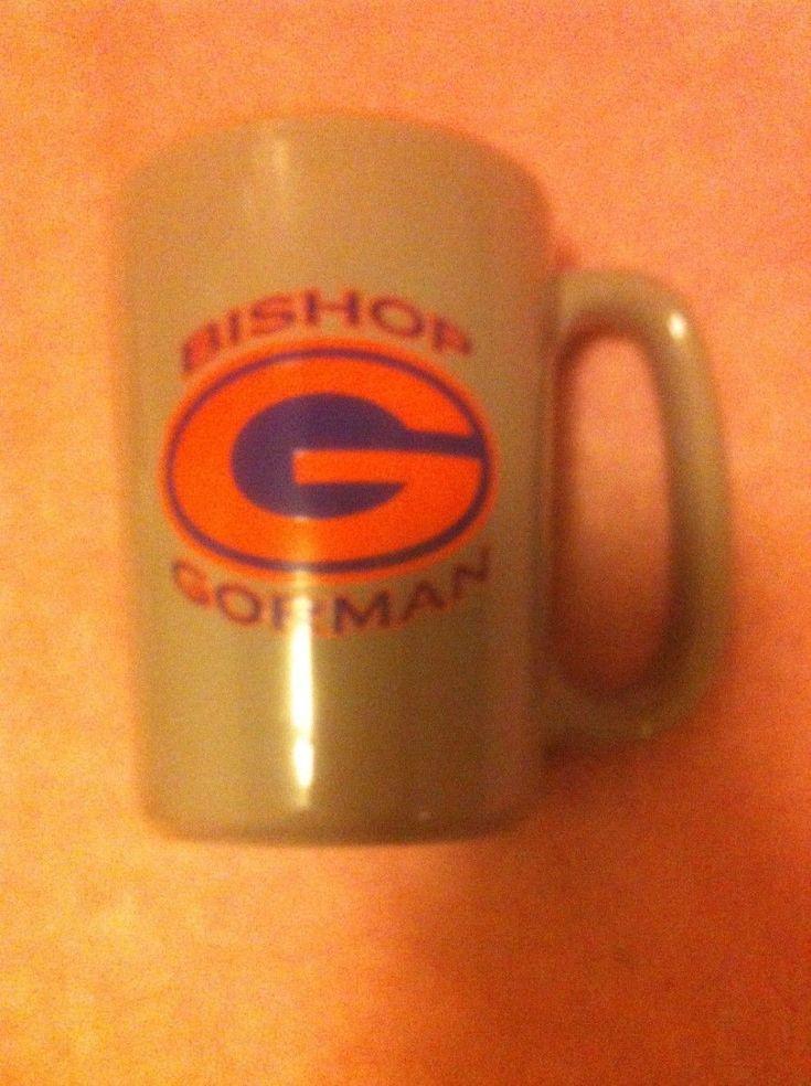 Bishop Gorman High School Coffee Mug / Cup--free Ship--vgc