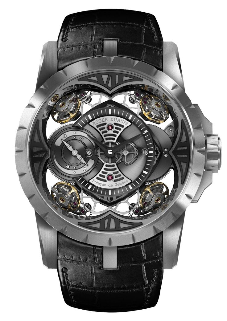 Most Expensive Watch Roger Dubuis