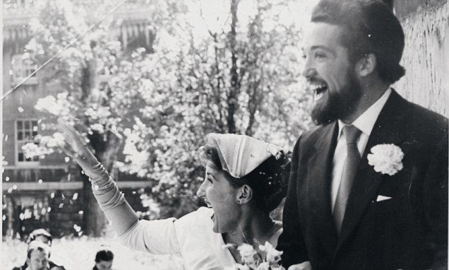 Emma Thompson's mother Actress Phyllida Law recalls getting married to her late husband Eric