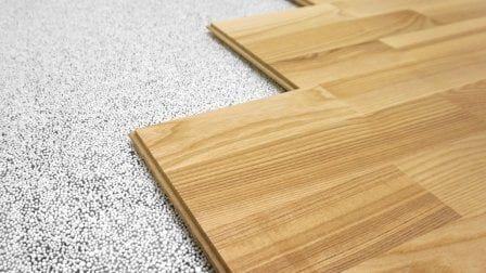 wood laminate flooring panels
