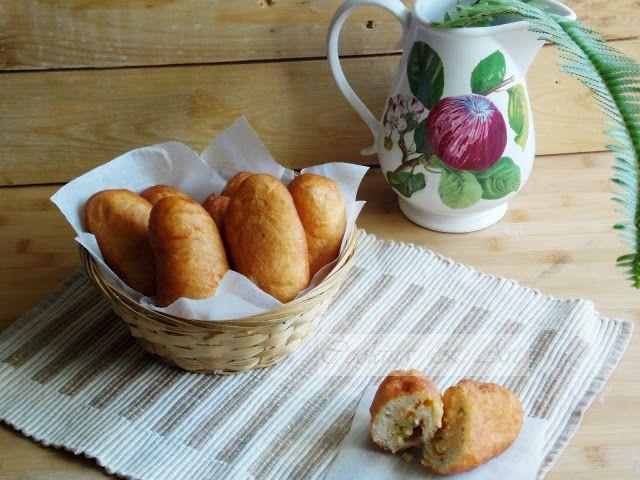 Πιροσκί με πατάτα / Cooking(&)Art