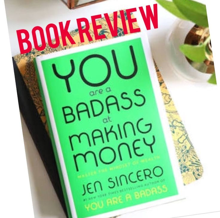 I've just finished reading You Are a Badass at Making Money: Master the Mindset of Wealth. Would I recommend it? I would, but with caveats. Review on the blog.
