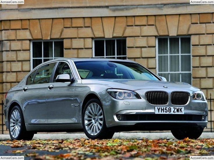 BMW 7-Series [UK] (2009)