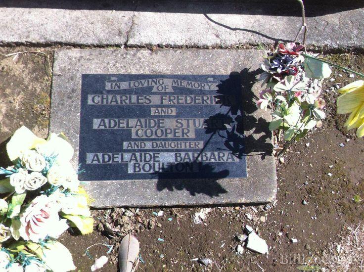 Headstone image of Adelaide Barbara Boulton (Cooper)