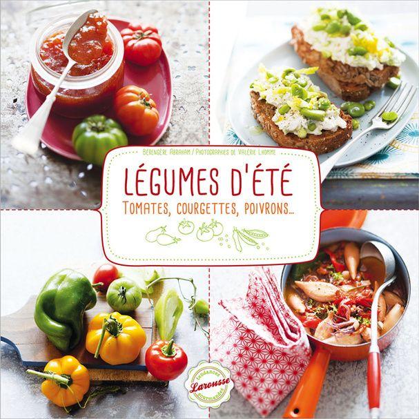 """""""Légumes d'été - Tomates, courgettes, poivrons..."""" de Bérengère Abraham"""