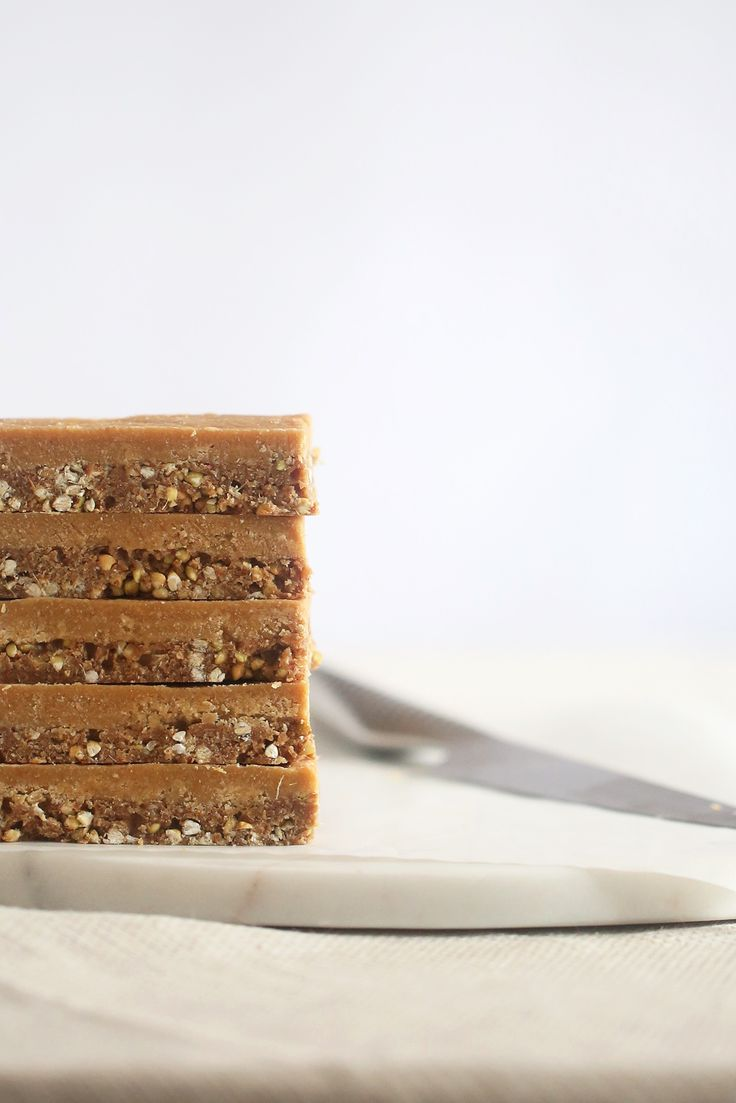 Love ginger crunch? You will love this healthy, plant-based version. No dairy, gluten or refined sugar, low in overall sugars, PLUS it's nut and seed free too. That's right, no cashews were hurt in the making of this slice!