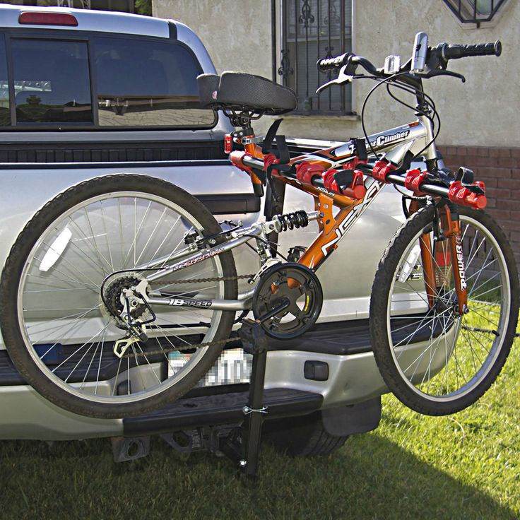 Bike Carrier Rack 4 Bicycle Hitch Mount Stand Thule Concept New #eVirtualdeals