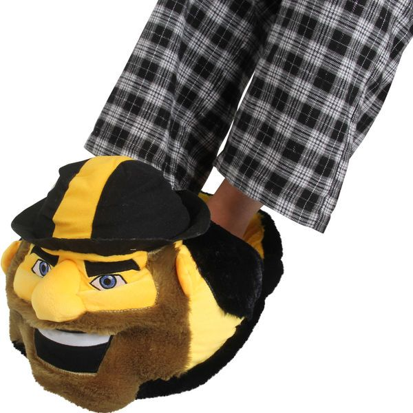 Pittsburgh Steelers Mascot Foot Pillow - $24.99