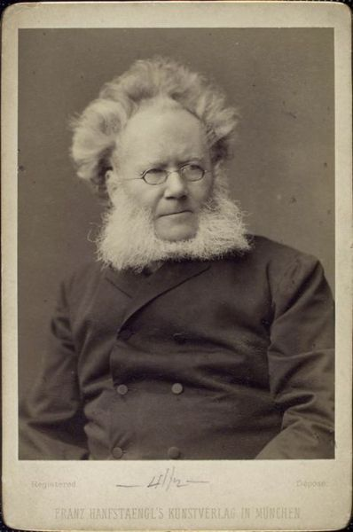 "Henrik Ibsen (1828-1906) Henrik Johan Ibsen was a major 19th-century Norwegian playwright, theatre director, and poet. He is often referred to as ""the father of realism""."