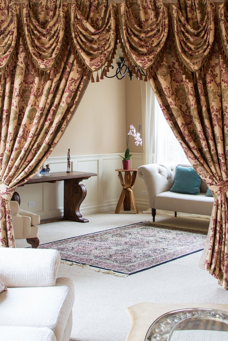 258 Best Images About Window Treatments Swag Valance