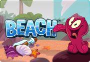 Игровой автомат Пляж позволит бесплатно отдохнуть от серых будней на прибое волн-барабанов. Здесь прибыль вам принесут не старые знакомые бананы, а то, что вынесут на берег волны. 20 линий автомата дают большие возможности для выпадения комбинаций, менять их кол-во нельзя. В аппарате игрока ждет очаровательный осьминожка – Octopus Wild, – который выпадает только на третьем барабан и может поменять позиции двух примыкающих к нему символов для создания наиболее прибыльных комбинаций