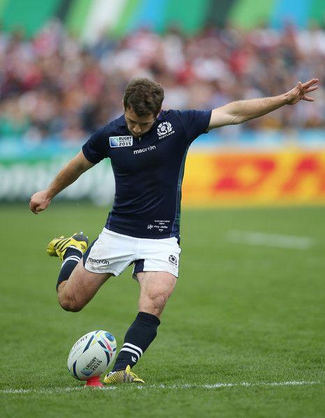 Scotland v Japan - Group B: Rugby World Cup 2015. Greig Laidlaw.