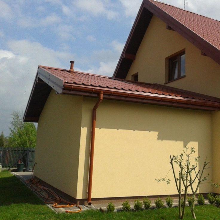 🏡 na podstawie projektu #mgprojekt Zobacz inne realizacje domów z @MGProjekt na http://www.mgprojekt.com.pl/?utm_content=buffer6f99d&utm_medium=social&utm_source=pinterest.com&utm_campaign=buffer 👇