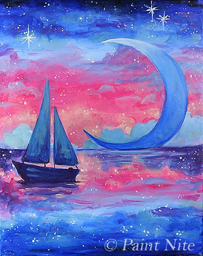 Sailing in a Dream