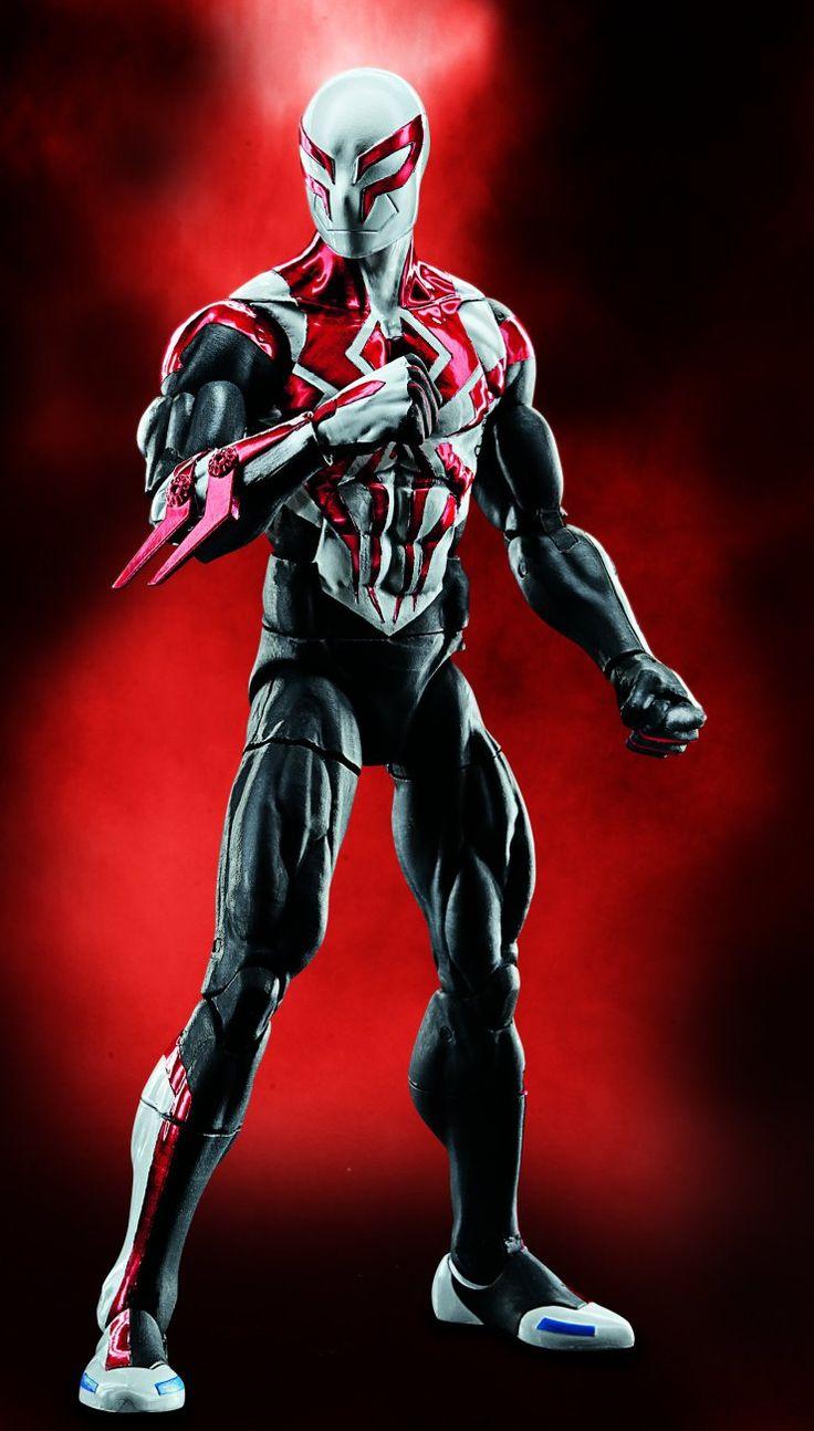 Hasbro Marvel Legends SPD SPIDER MAN 2099