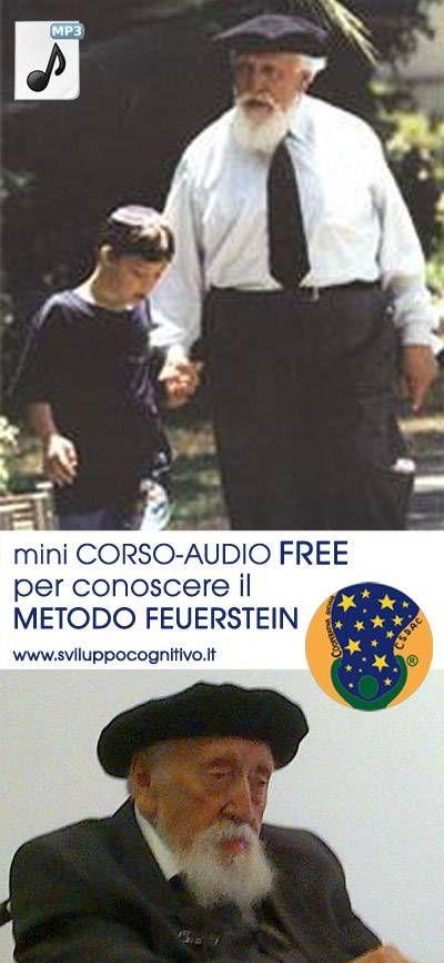 Mini corso-audio GRATIS in formato mp3 da scaricare per conoscere meglio il Metodo Feurstein, per capire cos'è e come funziona. Buon ascolto!