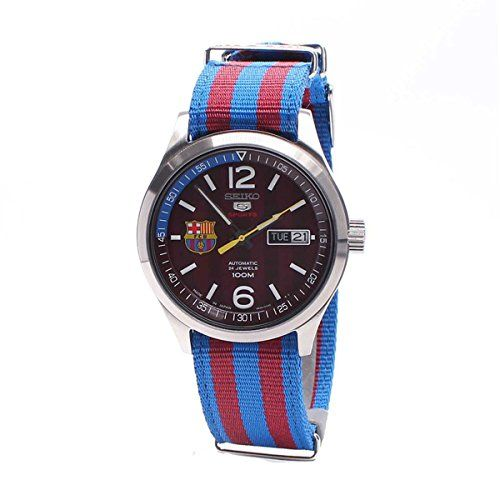 Seiko Sports Military Blue and Red Watch SRP305J1 *** Be sure to check out this awesome product.(This is an Amazon affiliate link and I receive a commission for the sales)