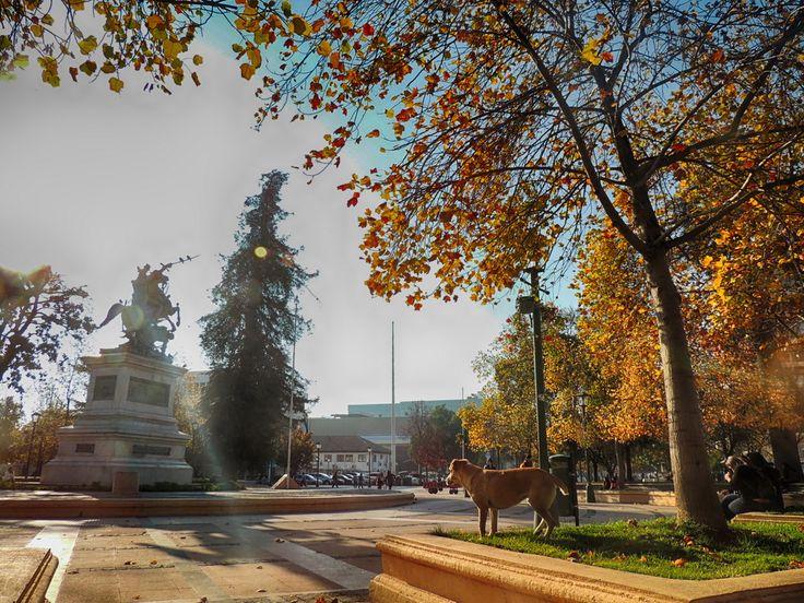 Plaza de los Héroes, Rancagua, Chile