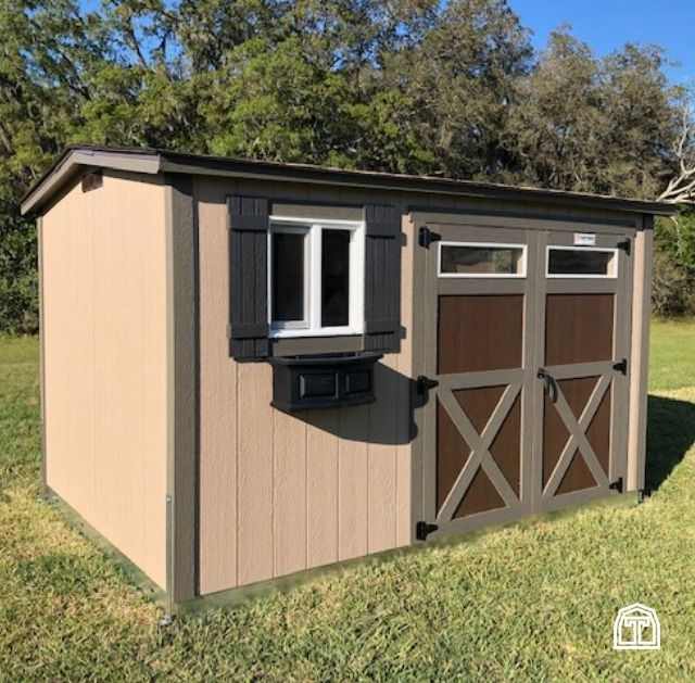 Design Your Perfect Storage Shed Tool Shed Or Tack Room With Our Online Design Tool This Littl In 2020 Backyard Storage Solutions Backyard Storage Shed Construction